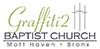 Graffiti 2 church logo