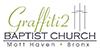 Graffiti 2 church logo