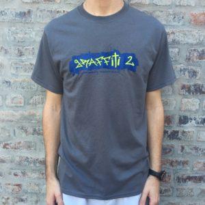 Grey G2 Logo T-shirt