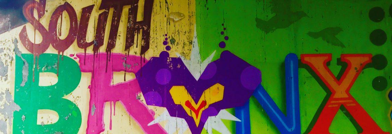 South Bronx Graffiti