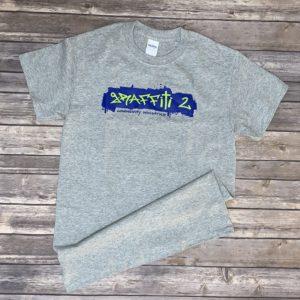 Graffiti 2 T Shirt